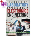 【中商海外直订】Handbook of Laboratory Experiments in Electronics E