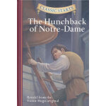 Classic Starts: The Hunchback of Notre-Dame《巴黎圣母院》精装 ISBN 9781402745751