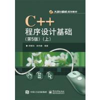 C++程序设计基础(第5版)(上)