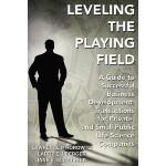 【预订】Leveling the Playing Field: A Guide to Successful Busin