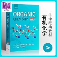 【中商原版】有机化学(牛津经典教材) 英文原版 Organic Chemistry Oxford University Jonathan Clayden