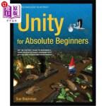 【中商海外直订】Unity for Absolute Beginners