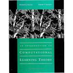 【预订】An Introduction to Computational Learning Theory