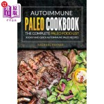 【中商海外直订】Autoimmune Paleo Cookbook - The Complete Paleo Food