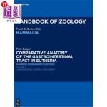 【中商海外直订】Comparative Anatomy of the Gastrointestinal Tract i