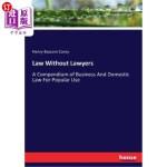 【中商海外直订】Law Without Lawyers