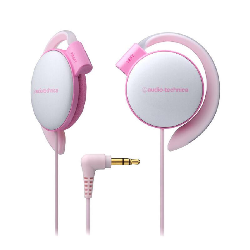 Audio Technica/铁三角 ATH-EQ500 耳挂式耳机运动时尚手机MP3 时尚运动