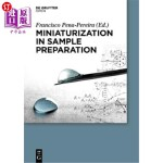 【中商海外直订】Miniaturization in Sample Preparation