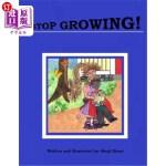 【中商海外直订】Stop Growing!