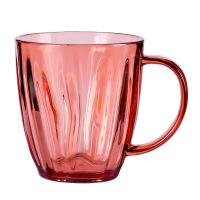 刷牙杯子情侣牙刷杯创意洗漱杯塑料杯子简约牙缸杯家用漱口杯透明