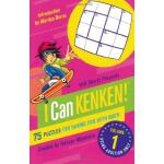 【预订】Will Shortz Presents I Can KenKen! Volume 1 75 Puzzles