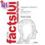 【中商海外直订】Studyguide for Introduction to Logic by Gensler, Ha