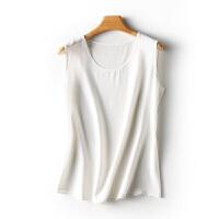 背心女打底衫吊带夏季短款内搭无袖上衣T恤bf风小背心