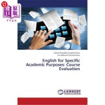 【中商海外直订】English for Specific Academic Purposes: Course Eval