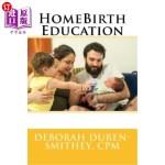 【中商海外直订】HomeBirth Education