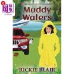 【中商海外直订】Muddy Waters: The Leafy Hollow Mysteries, Book 4