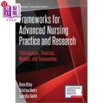 【中商海外直订】Frameworks for Advanced Nursing Practice and Resear