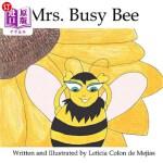 【中商海外直订】Mrs. Busy Bee