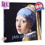 【中商原版】维米尔 英文原版 Jan Vermeer 艺术画册