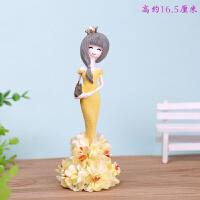 儿童节摆放桌上木偶情侣生日婚庆小饰品摆件创意可爱玩具特别结婚