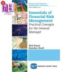 【中商海外直订】Essentials of Financial Risk Management: Practical