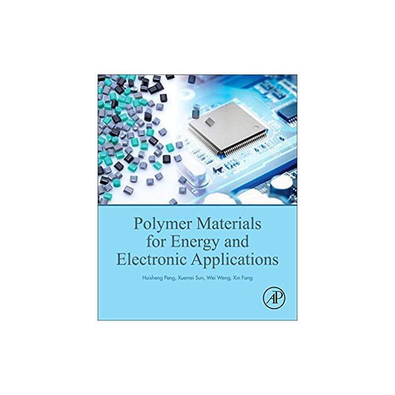 【预订】Polymer Materials for Energy and Electronic Applications 9780128110911 美国库房发货,通常付款后3-5周到货!