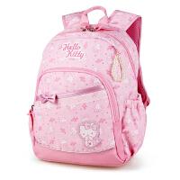 Hello Kitty凯蒂猫 KT1081粉红 儿童护脊书包小学生减负书包 当当自营