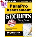 【中商海外直订】ParaPro Assessment Secrets, Study Guide: ParaProfes