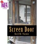 【中商海外直订】Screen Door