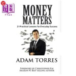 【中商海外直订】Money Matters: 21 Practical Lessons For Everyday Su
