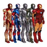 钢铁侠DST可动手办模型玩偶礼物摆件爱国者美国队长IRON MAN