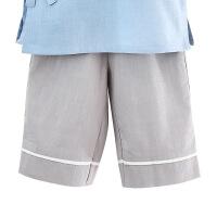 夏季国学服装儿童汉服男女童 中国风古装套装薄款幼儿园表演
