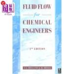【中商海外直订】Fluid Flow for Chemical and Process Engineers