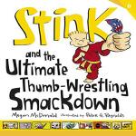 英文原版StinkandtheUltimateThumb-WrestlingSmackdown