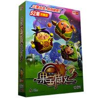 包邮正版儿童动画片DVD光盘果宝特攻3全集1-52集12DVD送CD包