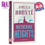 【中商原版】艾米莉・勃朗特: 呼啸山庄 英文原版 Alma Classics: Wuthering Heights 英