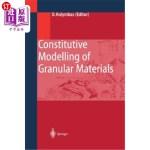 【中商海外直订】Constitutive Modelling of Granular Materials