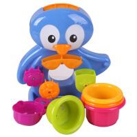 儿童戏水玩具洗澡小动物小鸭子沙滩婴儿宝宝洗澡喷水嬉水玩具 AF22030