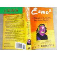 【二手旧书9成新】E=mc2(详见图) /David Bodanis Pan Books