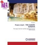 【中商海外直订】Franz Liszt - The Dante Sonata