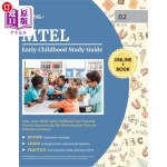 【中商海外直订】MTEL Early Childhood Study Guide 2019-2020: MTEL Ea