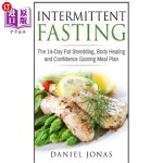 【中商海外直订】Intermittent fasting: The 14-Day Fat Shredding, Bod