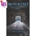【中商海外直订】Blackout: The Descendants of Light Book 3