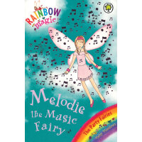 Rainbow Magic: The Party Fairies: 16: Melodie The Music Fairy彩虹仙子#16音乐仙子ISBN9781843628194