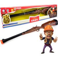 光头强玩具枪MG202熊出没的枪儿童声光电动枪男孩3岁 MG202光头强枪 送6粒备用电子