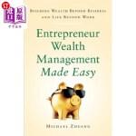 【中商海外直订】Entrepreneur Wealth Management Made Easy: Building
