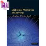 【中商海外直订】Statistical Mechanics of Learning
