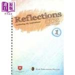 【中商原版】Reflections: Achieving My Aspirations CCE 1 英文原版 思考:实