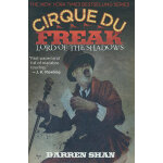 Cirque Du Freak #11: Lord of the Shadows 《吸血侠达伦・山传奇#11:黑暗之王》ISBN 9780316016612
