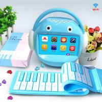 名校堂婴儿童早教机触摸屏可连wifi护眼宝宝故事机学习机0-3-6岁定制